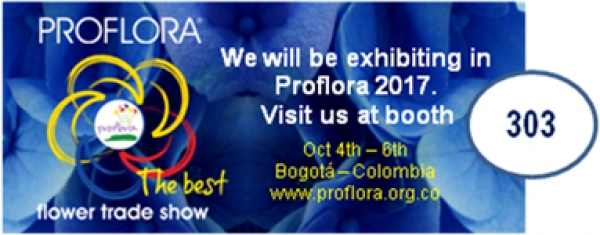 "Participation of ITC Wilches in ""Proflora"" From Oct 4th- 6th of 2017"